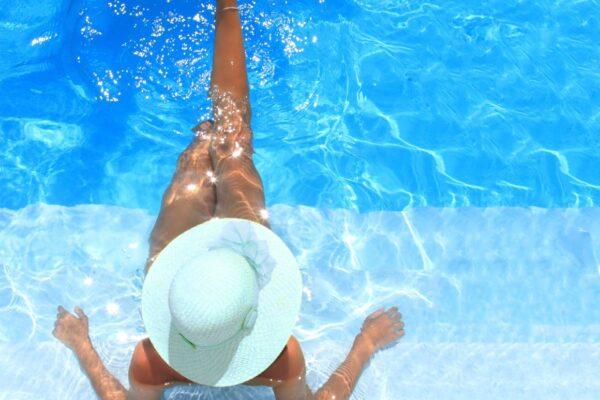 Bazén pro naše hosty